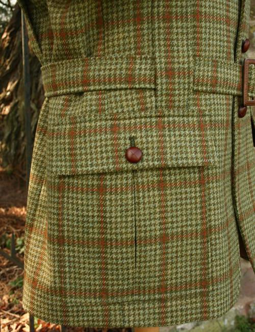 Flat Patch Pleat Pockets