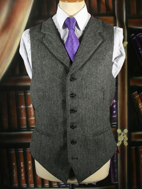 Waistcoat with Lapels