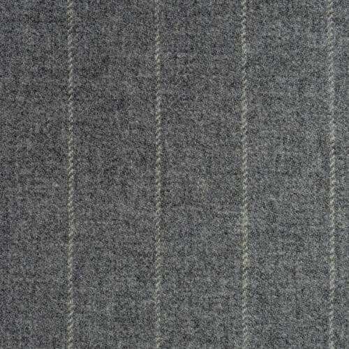 Grey Broadstripe Tweed