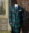 Macdonald of the Isles Tartan 3 Piece Suit