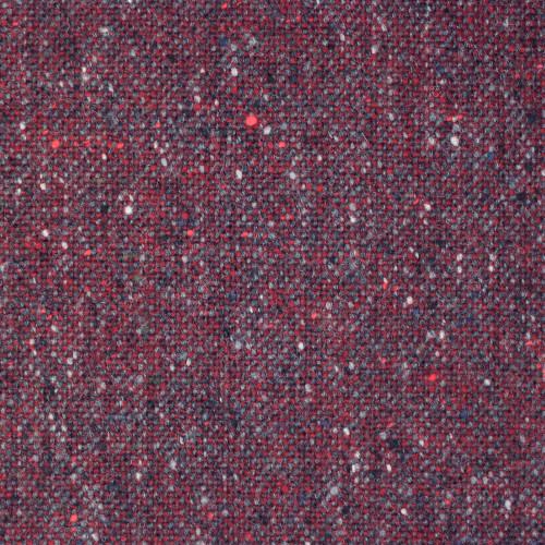 Plum Grey Donegal Tweed