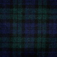 Blackwatch Harris Tweed