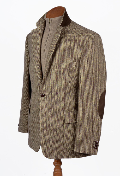 Moorit Tweed Jacket