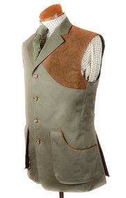 Left Hand Shooting Vest