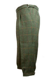 Heavy weight Tweed Breeks with Adjustable Waist