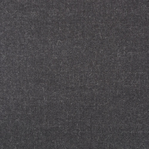 Charcoal Grey Twill Suiting 340