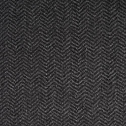 Grey Herringbone Suiting