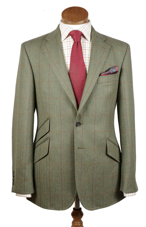 Argyll Tweed Jacket 1