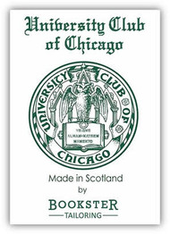 Label for University Club of Chicago