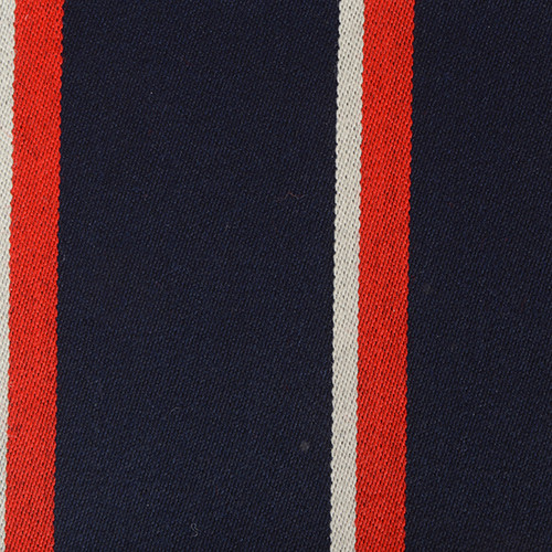 Navy Red White Blazer Cloth