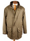 Custom Tailored Field Coat 3