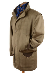 Custom Tailored Field Coat 1