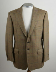 BOOKSTER EDEN TWEED CLASSIC JACKET 40 REGULAR