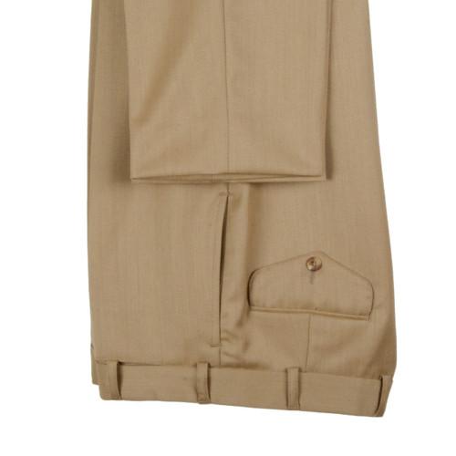 Desert Khaki Cavalry Twill Trousers 1