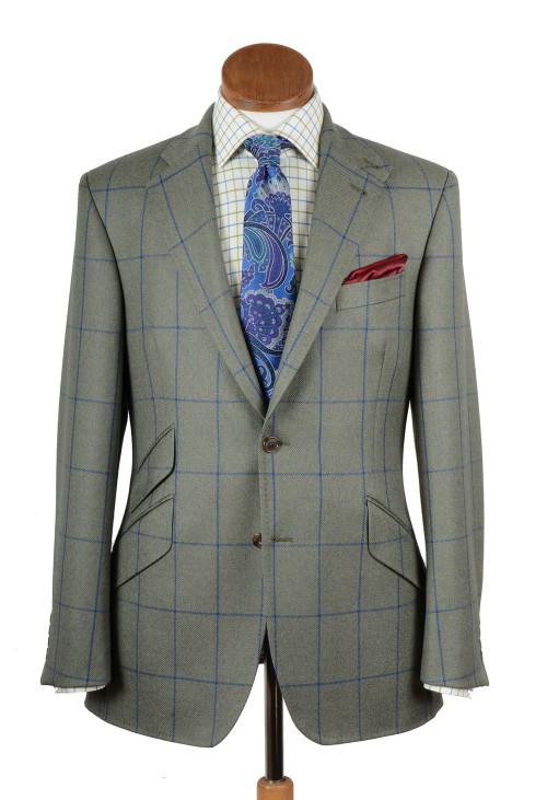 Rannoch Tweed Jacket 1