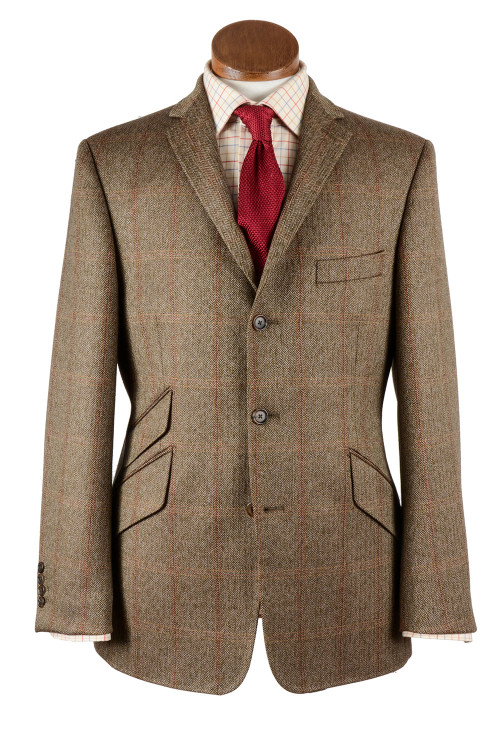 Glenbuck Tweed Jacket 1