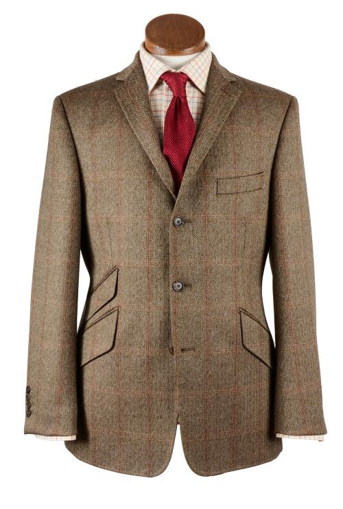 Glenbuck Tweed Jacket 1