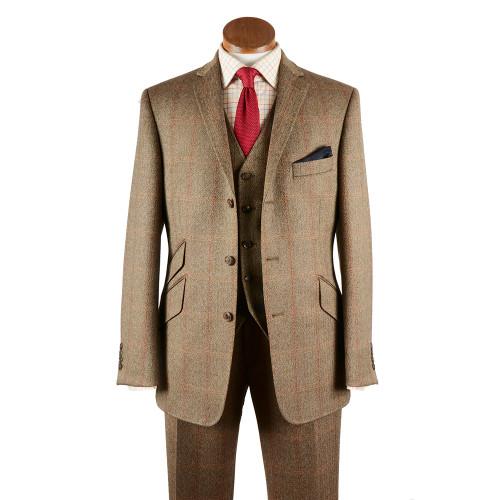 Glenbuck Tweed 3 Piece Suit