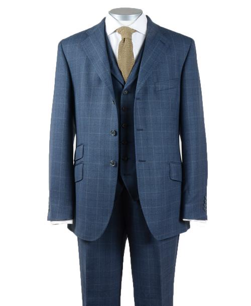 Ilkley 3 Piece Suit