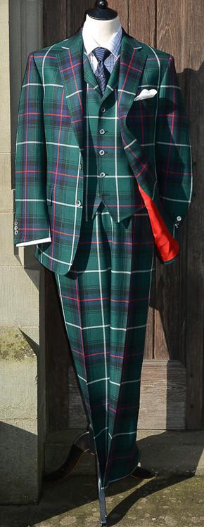 Hunting Macloed Harris Tweed Suit