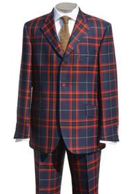 Gaelic Fire Tartan Suit