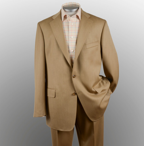 Bookster Cavalry Twill Sack Suit