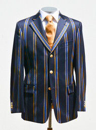 Bookster Pure Wool Striped College / Boating Blazer