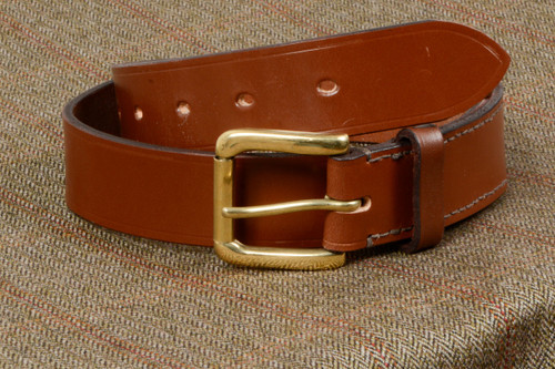 Conker Leather Shooting Belt