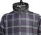 Warrior Poet Half Zip Wool Tartan Golf Jacket 2