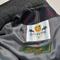 Warrior Poet Half Zip Wool Tartan Golf Jacket 6