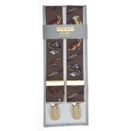 Taggs of Mayfair Game Braces - Brown