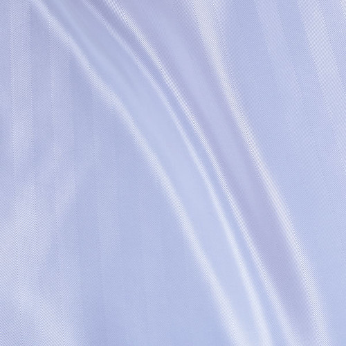 Ice Blue Herringbone 50/50 Acetate Viscose