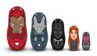 Captain America Civil War: Team Iron Man Nesting Dolls