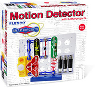 Elenco Electronics Snap Circuits R Motion Detector