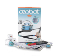Ozobot BIT - Smallest Programmable Robot, Starter Pack - Blue