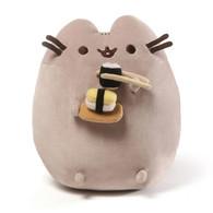 Gund Pusheen Sushi Snackable Stuffed Toy Plush