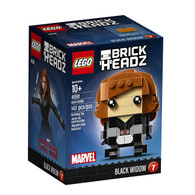 LEGO BrickHeadz Black Widow 41591 Building Kit