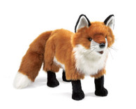 Folkmanis Red Fox Hand Puppet [Toy]