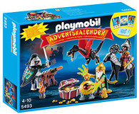 PLAYMOBIL Dragon's Treasure Battle Advent Calendar [Toy]