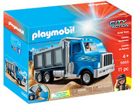 PLAYMOBIL Dump Truck Playset Playset