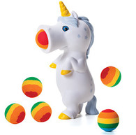 Hog Wild Unicorn Popper White Sunshine Toy