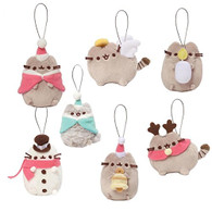 Pusheen Blind Box Series Number 5 - 2017 Christmas Edition!