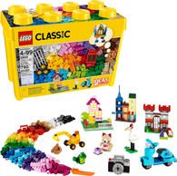 LEGO Classic Large Creative Brick Box 10698 Build Your Own Creative Toys