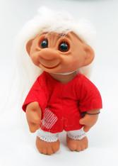 DAM Girl Nissepige Troll 9 inch