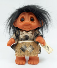 DAM Forest Girl Troll 7 inch
