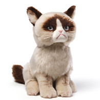 Gund Grumpy Cat Plush, 9 inch (22.9 cm)