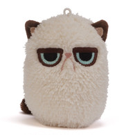 Grumpy Cat Mini Plush, 4 inch (10.2 cm)