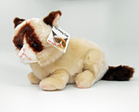 Gund Grumpy Cat Laying Down Plush, 10.5 inch (26.7 cm)