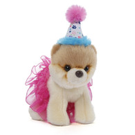 Gund Itty Bitty Boo 5 inch (12.7 cm) Collection - Birthday Tutu