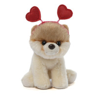 Gund Itty Bitty Boo 5 inch (12.7 cm) Collection - Hearts Headband